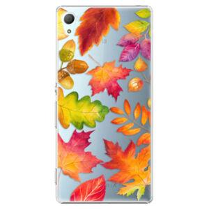 Plastové pouzdro iSaprio - Autumn Leaves 01 - Sony Xperia Z3+ / Z4