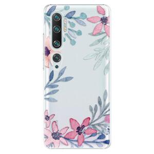Plastové pouzdro iSaprio - Leaves and Flowers - Xiaomi Mi Note 10 / Note 10 Pro
