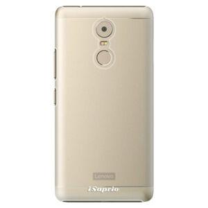 Plastové pouzdro iSaprio - 4Pure - mléčný bez potisku - Lenovo K6 Note