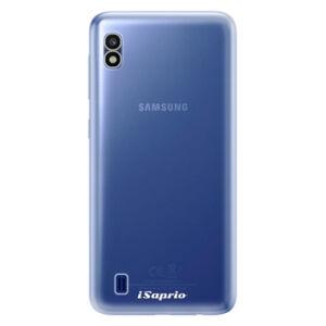 Odolné silikonové pouzdro iSaprio – 4Pure - čirý bez potisku – Samsung Galaxy A10