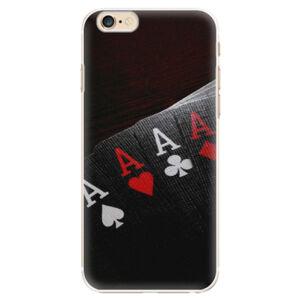 Plastové pouzdro iSaprio - Poker - iPhone 6/6S