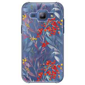 Plastové pouzdro iSaprio - Rowanberry - Samsung Galaxy J1