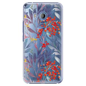Plastové pouzdro iSaprio - Rowanberry - HTC U11