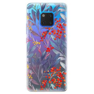 Silikonové pouzdro iSaprio - Rowanberry - Huawei Mate 20 Pro