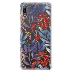 Odolné silikonové pouzdro iSaprio - Rowanberry - Huawei Y6 2019
