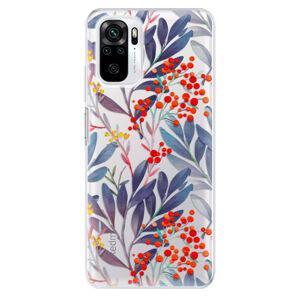 Odolné silikonové pouzdro iSaprio - Rowanberry - Xiaomi Redmi Note 10 / Note 10S