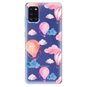Odolné silikonové pouzdro iSaprio - Summer Sky - Samsung Galaxy A31