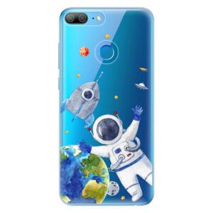 Odolné silikonové pouzdro iSaprio - Space 05 - Huawei Honor 9 Lite