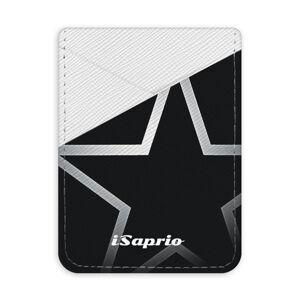 Pouzdro na kreditní karty iSaprio - Star - světlá nalepovací kapsa