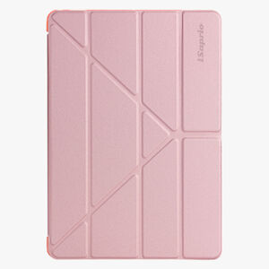 Kryt iSaprio Smart Cover na iPad - Rose Gold - iPad Air