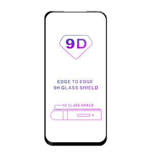Tvrzené sklo iSaprio 9D BLACK pro Samsung Galaxy S20 FE